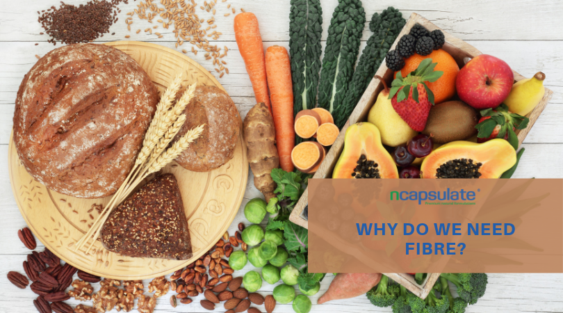 WHY DO WE NEED FIBRE?