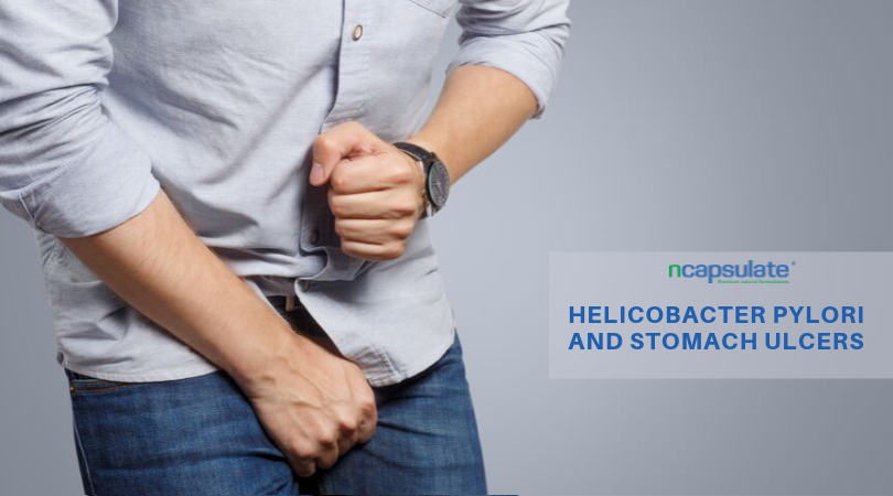 HELICOBACTER PYLORI AND STOMACH ULCERS